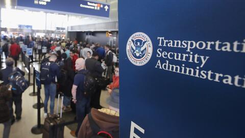 La TSA decomisa cifra récord en armas