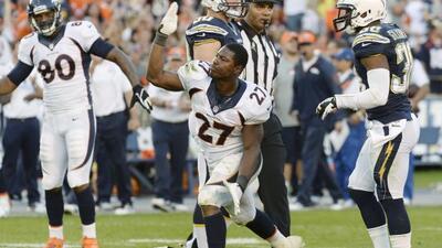 Esta es la cuarta desginación para el corredor de los Broncos.