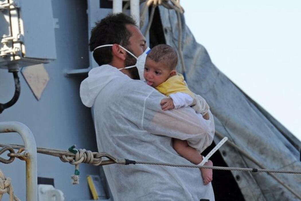 En lo que respecta a Italia, fuentes militares del Centro de Operaciones...
