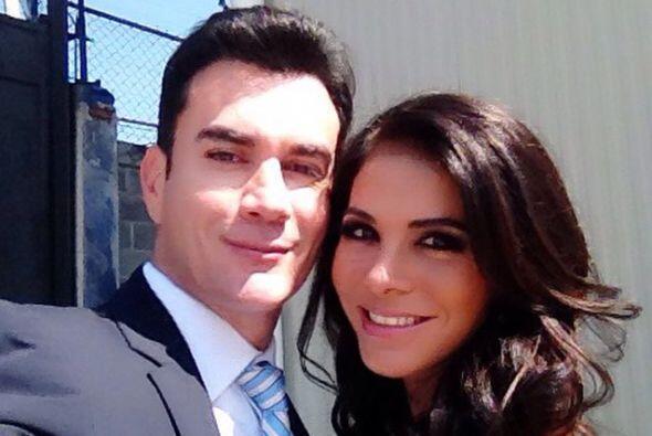 """Actualmente, la actriz participa en la telenovela """"Hasta El Fin Del Mundo""""."""