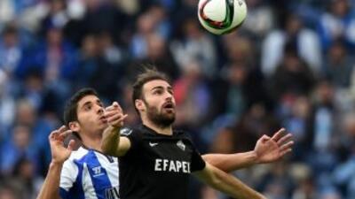 Oporto, con suplentes, le ganó a Académica.