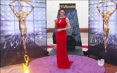 Los vestidos largos fueron protagonistas en Premios TVyNovelas