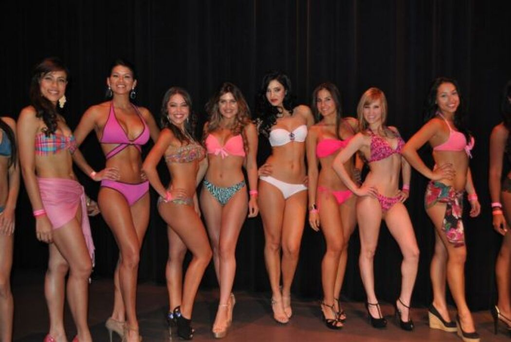 La audición final para la séptima temporada Nuestra Belleza Latina fue e...