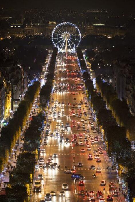 5. Paris.- De acuerdo a los expertos, las mejores tiendas de París no ve...