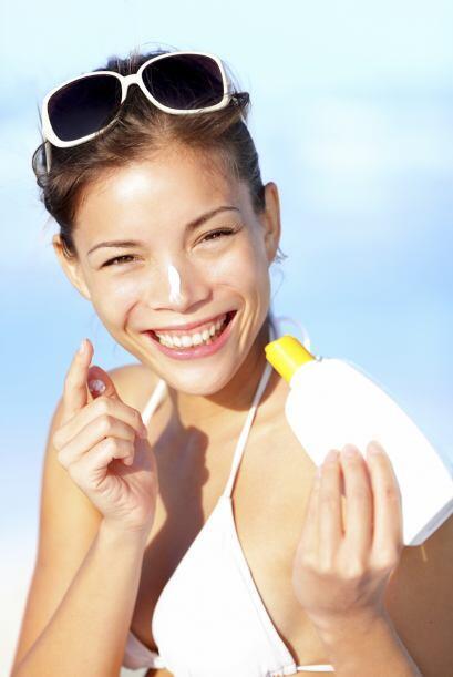 'Do': protección solar. Aunque la mayoría de las bases, cremas humectant...