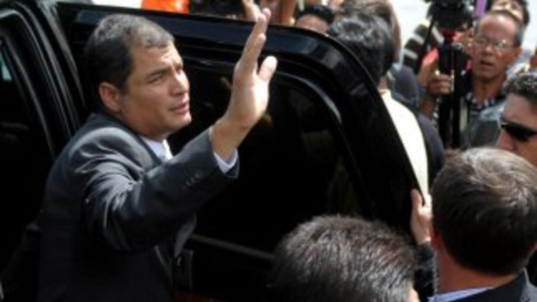 El presidente del Parlamento de Ecuador cree que el plan era matar a Cor...