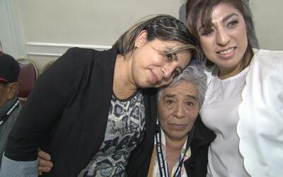 87 adultos mayores viajaron a Nueva York para reencontrarse con sus hijos