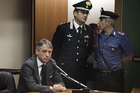 """El """"Calciopoli"""", fue el nombre dado a un escándalo depo..."""