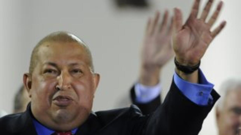 Chávez viajó a Cuba para someterse a una intervención quirúrgica.