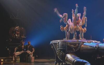 Oportunidades de empleo disponibles en Cirque Du Soleil para residentes...