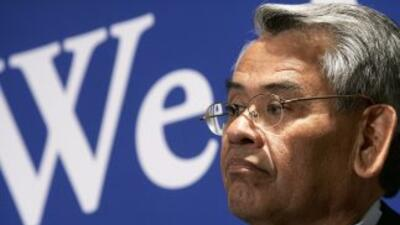 Eliseo Medina es el secretario tesorero del Sindicato Internacional de E...