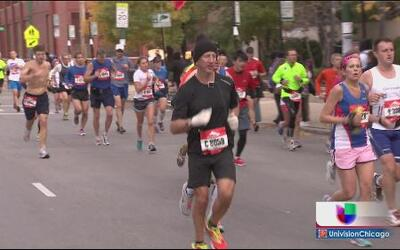 ¡Chicago vibra con la emoción del maratón!