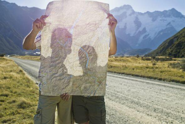 Leer un mapa. Desde el desembarco de Google Maps y el  GPS, difíc...