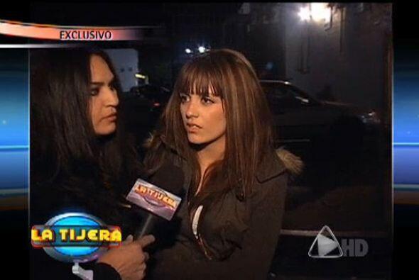 Karla Álvarez ya tiene 18 años y La Tijera logró ubicarla en Los Angeles...