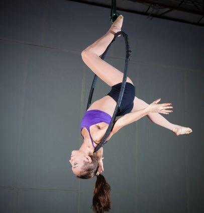 ¿Tienes problemas con el equilibrio? La danza aérea te ayu...