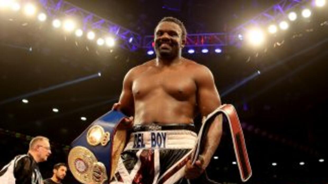 Chisora venció a Johnson.