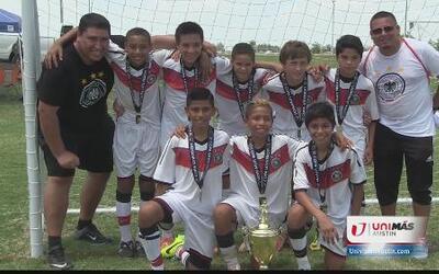 Ellos son los ganadores de la Copa Univision Austin 2014