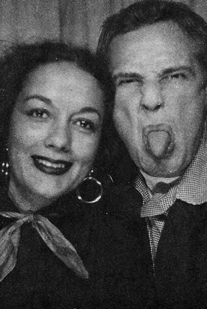 Movita estuvo casada ocho años con Brando. Falleció en un...