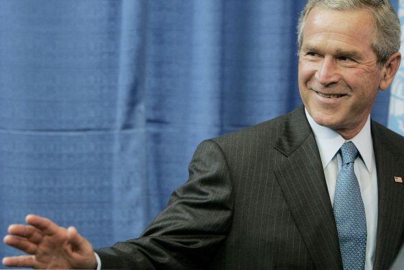 La presidencia de Bush estuvo marcada por los ataques del 11 de septiemb...