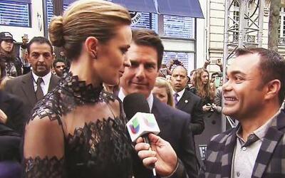 Tom Cruise es un 'huge fan' de México y está feliz de que clasificó al M...