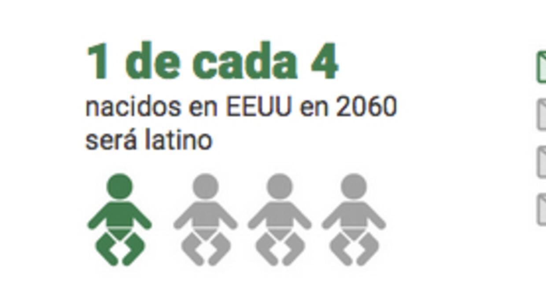 Cifras votantes latinos