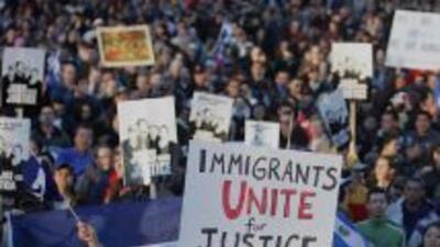 Reforma migratoria incierta
