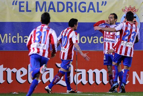 Y justo en el último minuto del duelo, Diego Castro marcó...