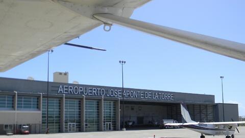 Aeropuerto José Aponte de la Torre, en Ceiba