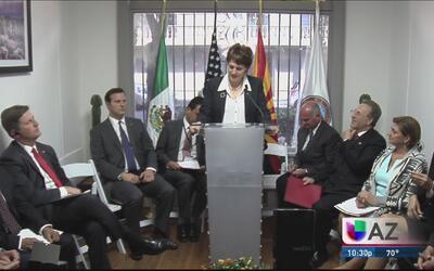 Phoenix impulsa los negocios con la ciudad de México