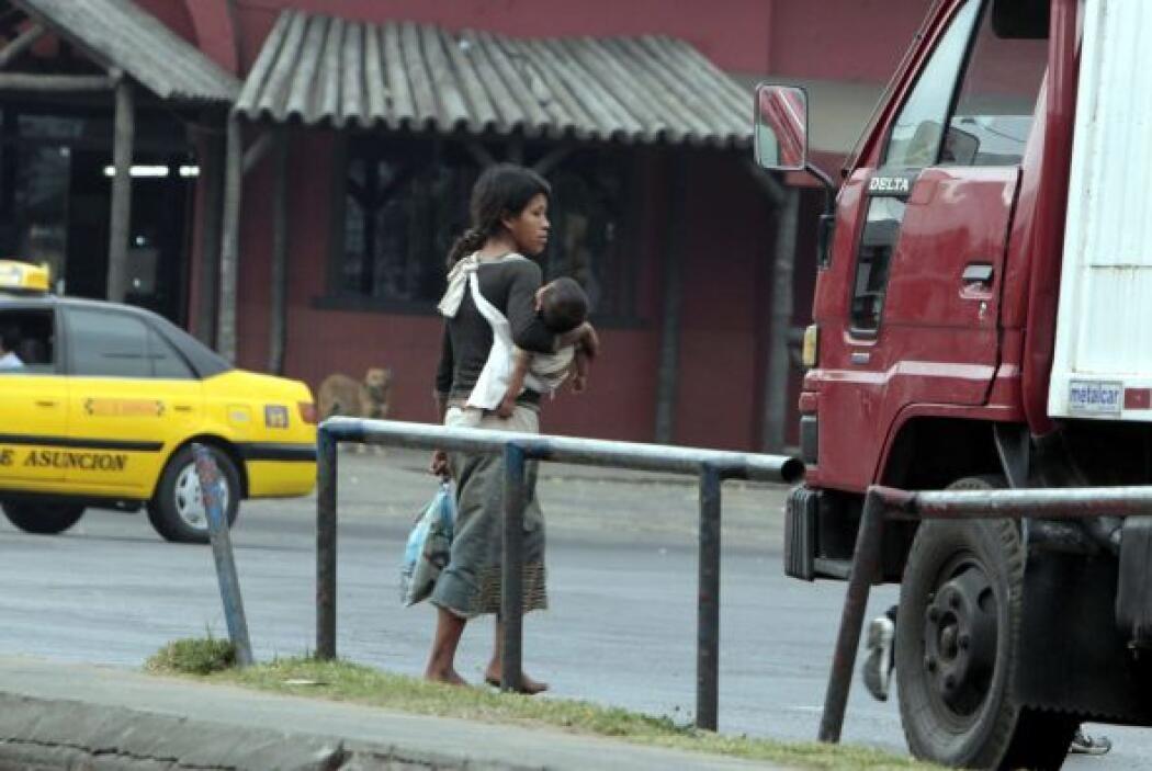 En el país sudamericano proliferan los pueblos indígenas.