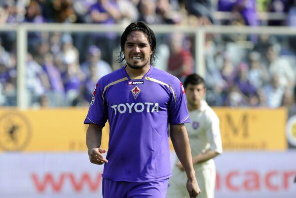 En tercer puesto aparece otro peruano, y es Juan Vargas.