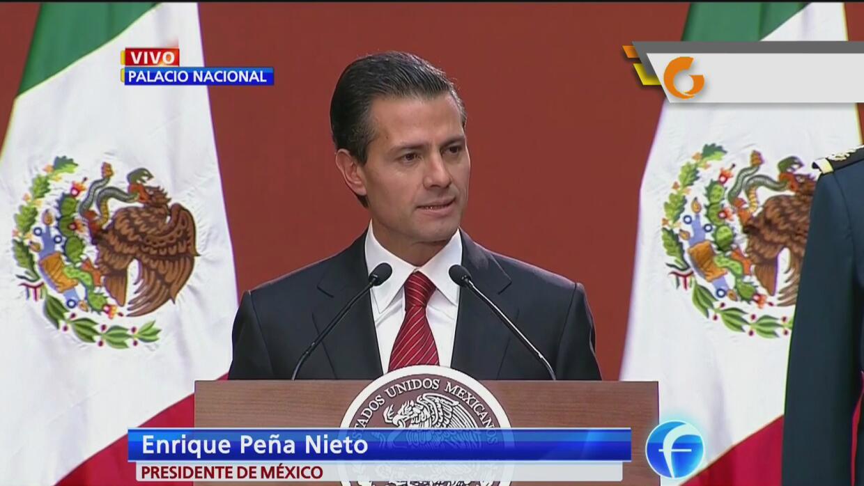 Enrique Peña Nieto, Captura Chapo Guzman