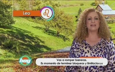 Mizada Leo 26 de mayo de 2016