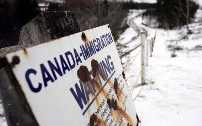 Frontera EEUU Canada