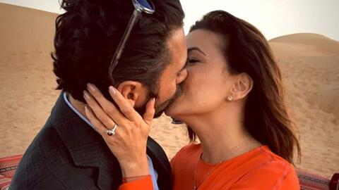 La boda de Eva Longoria y Pepe Bastón
