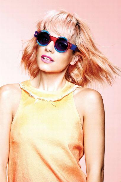 La colección de lentes de sol es de la firma House of Holland  del diseñ...