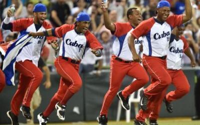 Cuba ganó hoy su primera Serie del Caribe de Béisbol en 55 años después...