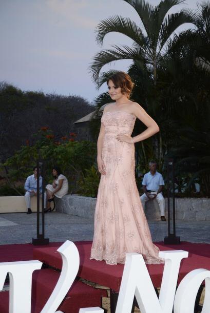 Sofía Castro también se colocó como una de las favoritas.
