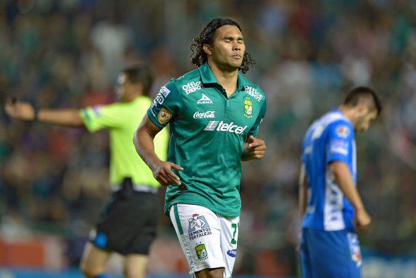 León aparece en ésta categoría de decepción del torneo, el juego que pra...