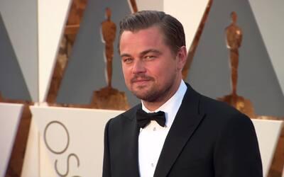 Leonardo DiCaprio gastó $18,000 en bolso Chanel para su mamá
