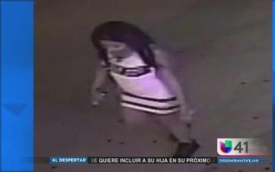 Buscan a mujer en relación a homicidio