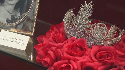 ¿Qué hay dentro de la casa del Desfile del Torneo de las Rosas?