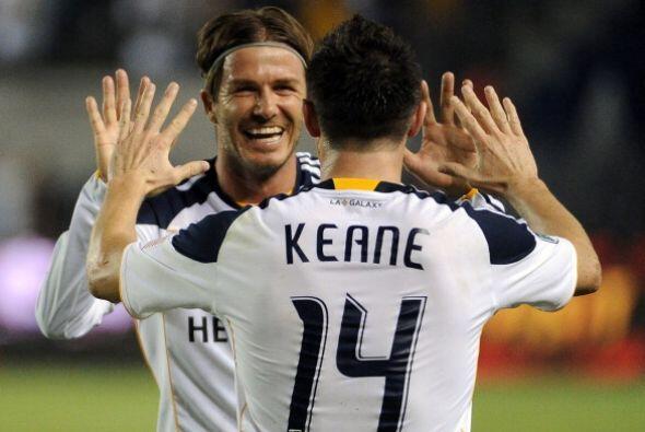 Apenas un día después de integrarse a su nuevo club, Keane estuvo en la...