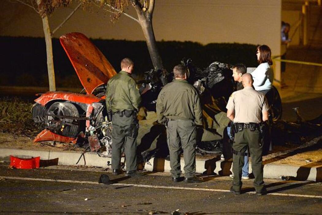 TMZ ha revelado que el accidente pudo ser ocasionado por una falla en el...