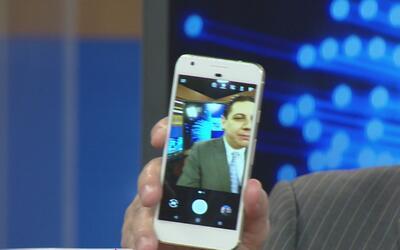 El nuevo teléfono inteligente Google Pix acaba de salir al mercado
