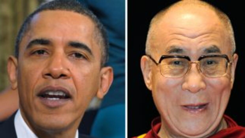 El presidente de Estados Unidos Barack Obama recibió este sábado en la C...