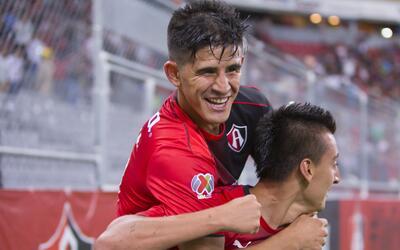 Imágenes del choque Atlas vs. Monterrey de la jornada 11 de la Li...