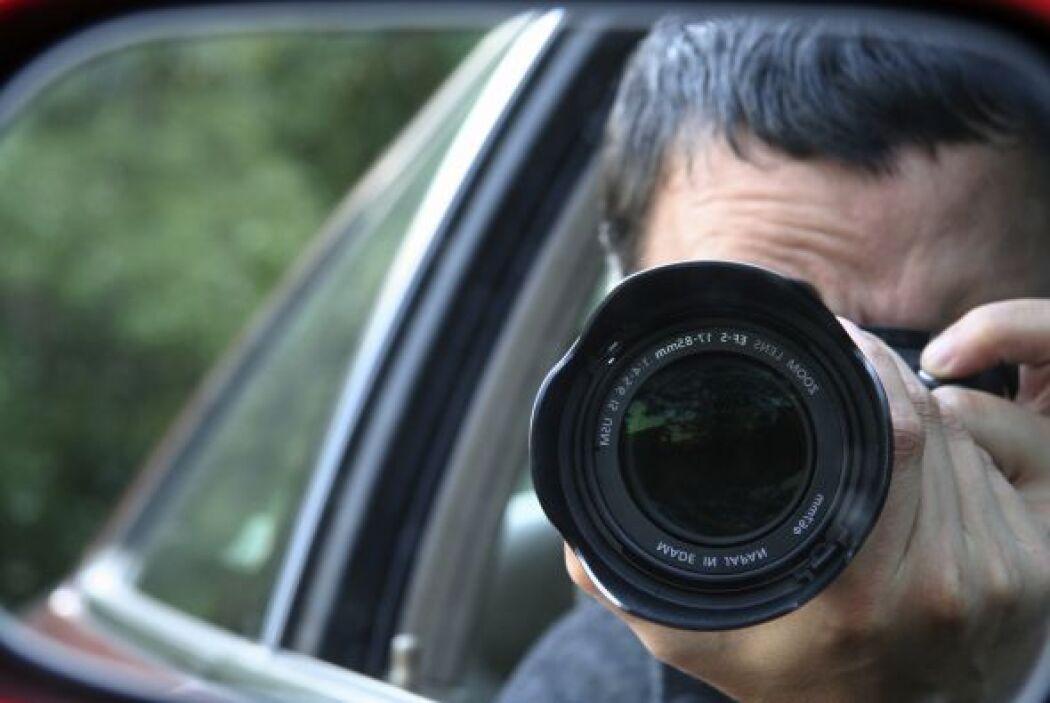 Oswald fue filmado al entrar y salir de la Embajada por las cámaras de l...