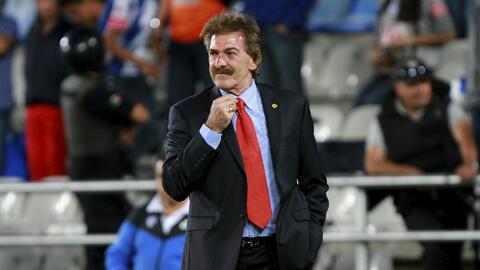 Exoneran al técnico del equipo América de México Ricardo La Volpe de del...