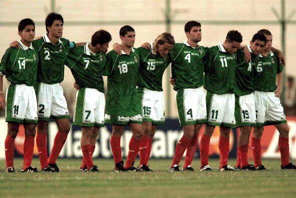 En el juego que México disputó contra la Selección de Chile, se encontra...